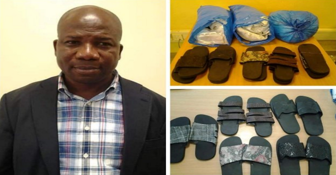 Drug Trafficking: NDLEA apprehends ex-Local Council Chair with cocaine at Lagos Airport