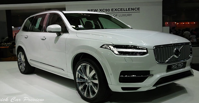 Volvo recalls 162 XC90 Excellence vehicles over unsecured front seat