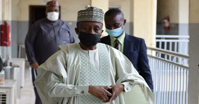 Court sentences ex-Nigerian Federal lawmaker to 7 years in prison over bribery
