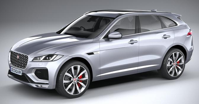 Jaguar recalls 9,000 F-Type, F-Pace, XF vehicles over faulty seat belt retractors