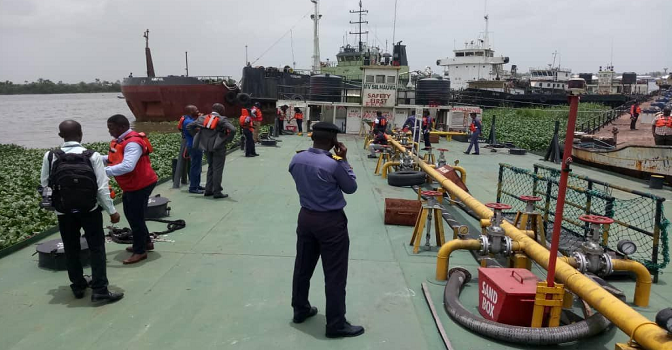 Economic Sabotage: EFCC, Nigerian Navy reaffirm commitment to fight against oil theft